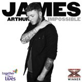 James Arthur Impossible Sheet Music and PDF music score - SKU 115909