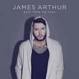 James Arthur Train Wreck Sheet Music and PDF music score - SKU 474638