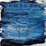 James Bay Hold Back The River Sheet Music and PDF music score - SKU 122372