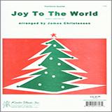 James Christensen Joy to the World - 4th Trombone Sheet Music and PDF music score - SKU 341014