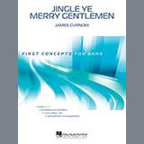 James Curnow Jingle Ye Merry Gentlemen - Timpani Sheet Music and PDF music score - SKU 329093