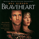 James Horner A Gift Of A Thistle Sheet Music and PDF music score - SKU 175385
