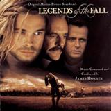 James Horner Legends Of The Fall Sheet Music and PDF music score - SKU 54220