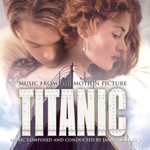 James Horner, Take Her To Sea, Mr. Murdoch (from Titanic), Piano, Vocal & Guitar (Right-Hand Melody)