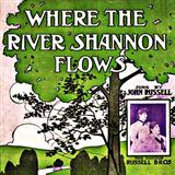 James J. Russell Where The River Shannon Flows Sheet Music and PDF music score - SKU 89711