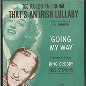 Too-Ra-Loo-Ra-Loo-Ral (That's An Irish Lullaby) sheet music