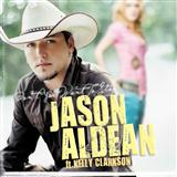 Jason Aldean with Kelly Clarkson Don't You Wanna Stay Sheet Music and PDF music score - SKU 154478