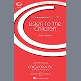 Jason Hansen Listen To The Children Sheet Music and PDF music score - SKU 160129