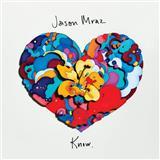 Jason Mraz More Than Friends (feat. Meghan Trainor) Sheet Music and PDF music score - SKU 254965