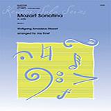 Jay Ernst Mozart Sonatina (K. 439B) - Baritone B.C. Sheet Music and PDF music score - SKU 369231