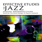 Jeff Jarvis Effective Etudes For Jazz - Guitar Sheet Music and PDF music score - SKU 360149