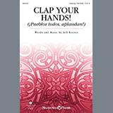Jeff Reeves Clap Your Hands! (Pueblo todos, aplaudan!) Sheet Music and PDF music score - SKU 432832