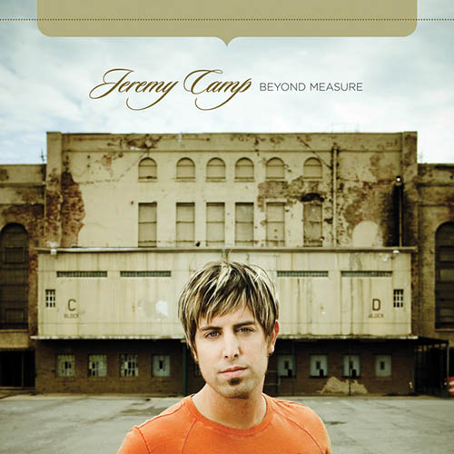 Jeremy Camp Let It Fade Sheet Music and PDF music score - SKU 72563