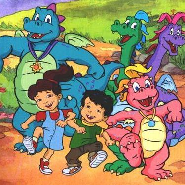 Jessee Harris Dragon Tales Theme profile image