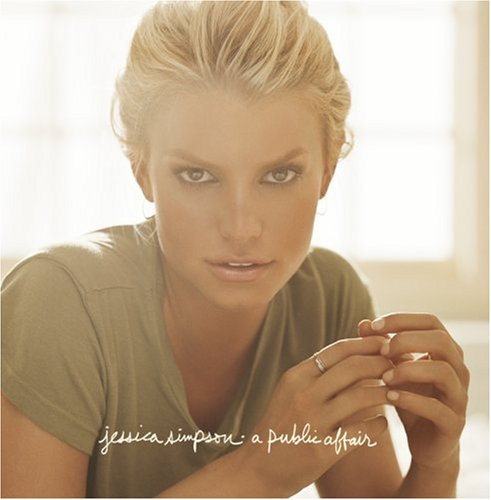 Jessica Simpson, Between You And I, Piano, Vocal & Guitar (Right-Hand Melody)