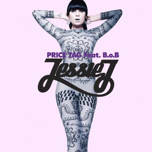 Jessie J, Price Tag (feat. B.o.B), Piano, Vocal & Guitar (Right-Hand Melody)
