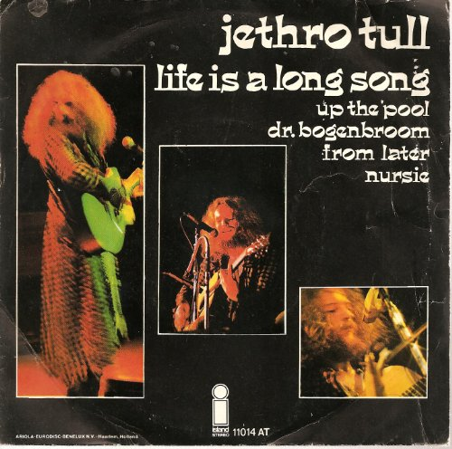Jethro Tull Life Is A Long Song profile image