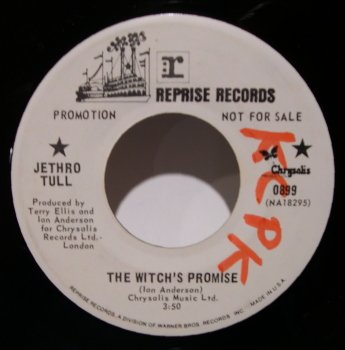 Jethro Tull The Witch's Promise profile image