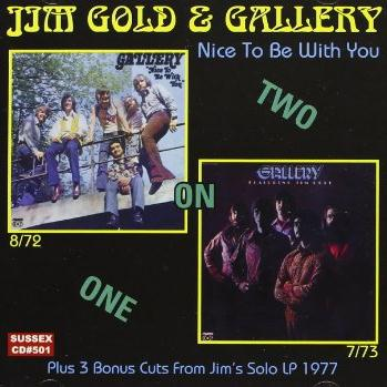 Jim Gold, Nice To Be With You, Piano, Vocal & Guitar (Right-Hand Melody)