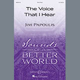Jim Papoulis The Voice That I Hear Sheet Music and PDF music score - SKU 410623