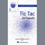 Jim Papoulis Tic Tac Sheet Music and PDF music score - SKU 155449