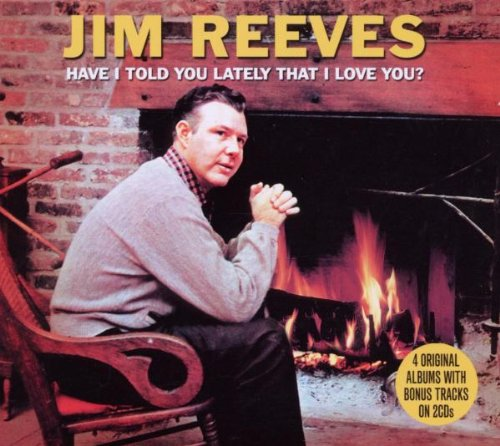 Jim Reeves, He'll Have To Go, Piano, Vocal & Guitar (Right-Hand Melody)
