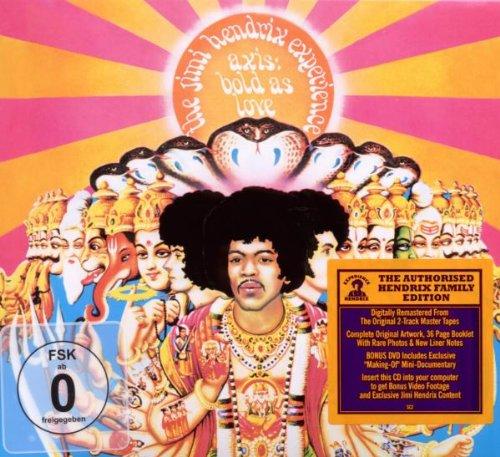 Jimi Hendrix Bold As Love profile image