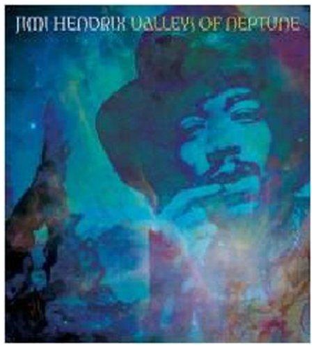 Jimi Hendrix Crying Blue Rain profile image