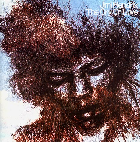 Jimi Hendrix, In From The Storm, Guitar Tab