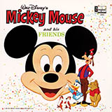 Jimmie Dodd Mickey Mouse March Sheet Music and PDF music score - SKU 153850