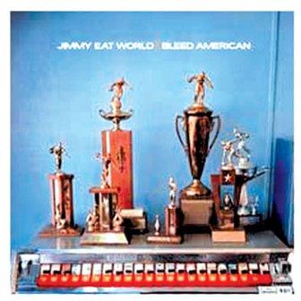 Jimmy Eat World, Hear You Me, Guitar Tab