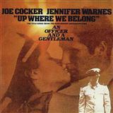 Joe Cocker Up Where We Belong Sheet Music and PDF music score - SKU 81264