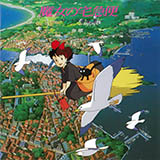 Joe Hisaishi Kiki's Delivery Service (On A Clear Day…) Sheet Music and PDF music score - SKU 107126