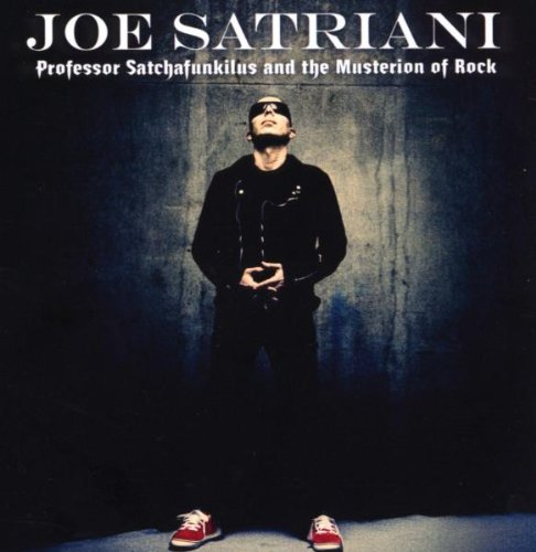 Joe Satriani Musterion profile image