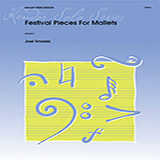 Joel Smales Festival Pieces For Mallets Sheet Music and PDF music score - SKU 380372