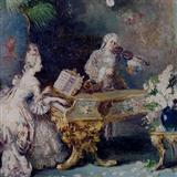 Johann Jacob de Neufville Adagio Con Espressione (Sarabande) Sheet Music and PDF music score - SKU 46855