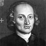 Johann Pachelbel Hexachordum Apollinis: Aria Secunda Sheet Music and PDF music score - SKU 125520