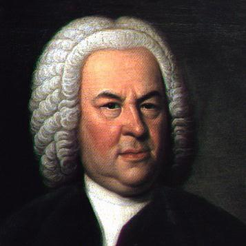 Johann Sebastian Bach, Gavotte 1, Easy Piano