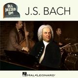 Johann Sebastian Bach Gavotte [Jazz version] Sheet Music and PDF music score - SKU 162114