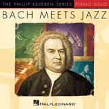 Johann Sebastian Bach Little Prelude In D Minor, BWV 935 [Jazz version] (arr. Phillip Keveren) Sheet Music and PDF music score - SKU 176478