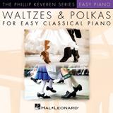 Johann Strauss, Jr. Pizzicato Polka [Classical version] (arr. Phillip Keveren) Sheet Music and PDF music score - SKU 170465