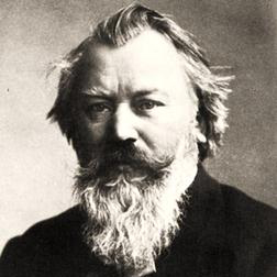 Johannes Brahms Blest Are They That Sorrow Bear (from A German Requiem) Sheet Music and PDF music score - SKU 27420