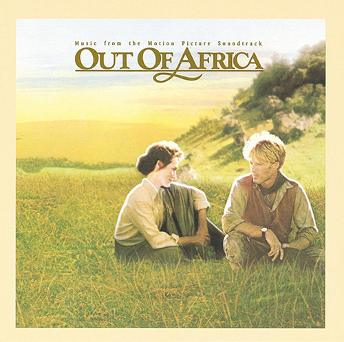 I Had A Farm In Africa (Main Title from Out Of Africa) sheet music