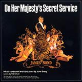 John Barry On Her Majesty's Secret Service - Theme (from James Bond) Sheet Music and PDF music score - SKU 116029