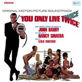 Nancy Sinatra You Only Live Twice (theme from the James Bond film) Sheet Music and PDF music score - SKU 32133