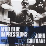John Coltrane Afro Blue Sheet Music and PDF music score - SKU 59851