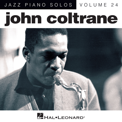 John Coltrane, My Favorite Things [Jazz version] (from The Sound Of Music) (arr. Brent Edstrom), Piano