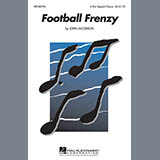 John Jacobson Football Frenzy Sheet Music and PDF music score - SKU 97780