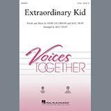 John Jacobson & Mac Huff Extraordinary Kid Sheet Music and PDF music score - SKU 414413