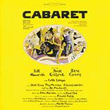 John Kander Wilkommen (from Cabaret) Sheet Music and PDF music score - SKU 32590